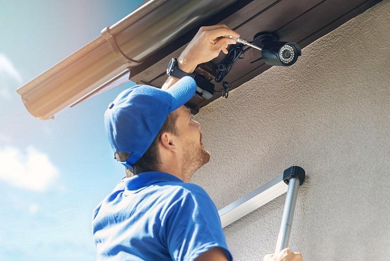 ホームセキュリティの設置工事の内容とかかる日数